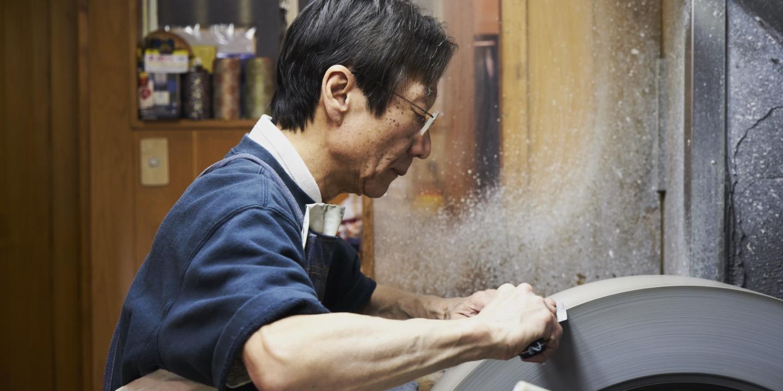 Continuer à produire des lames haut de gamme, inhérentes à la culture japonaise