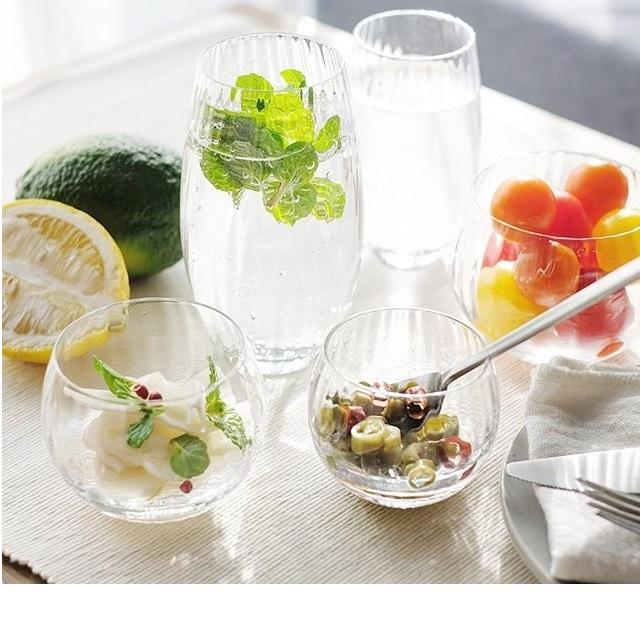 【Kimoto Glass Tokyo】des verres qui égayent l'esprit pour apprécier au mieux le temps passé chez soi