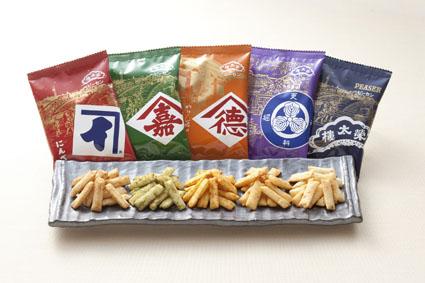 【Eitaro Sohonpo 】de délicieux en-cas pour dire « Non au gaspillage alimentaire ! »