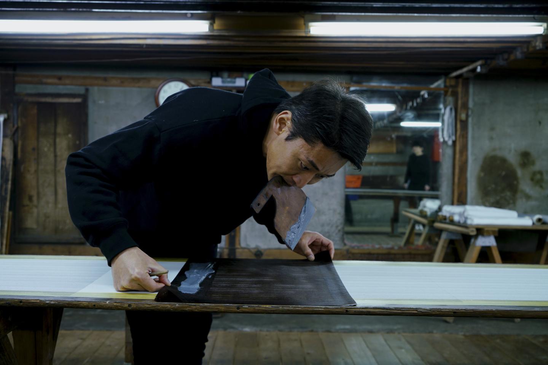 Le grand charme de Edo Komon, c'est de la saveur qui ne sont faite qu'à la main