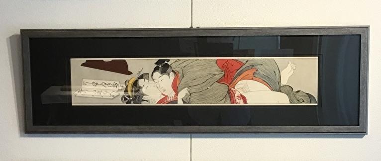 L'érotisme intemporel du shunga d'hier et d'aujourd'hui