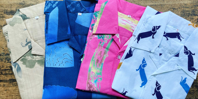 【Marukyu Shoten】Quel motif choisirez-vous ? Les accessoires aux couleurs vives, teints avec « Shin-Edozome »