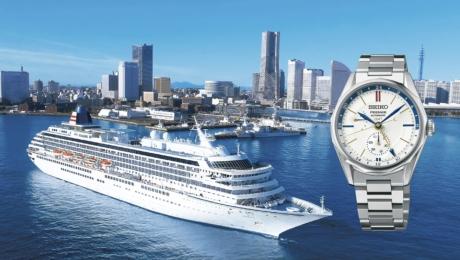 【SEIKO】Désormais disponible : la nouvelle gamme « Ocean Traveler» de la SEIKO PRESAGE, entièrement redessinée pour diffuser l'esthétique japonaise dans le monde.