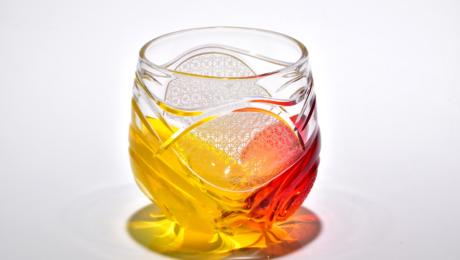 【Hanashyo】Pour retrouver la lumière étincelante d'Okinawa, une nouvelle collection de verres Edo Kiriko en verre taillé de Ryūkyū est née